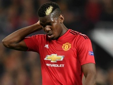 Pogba has been touted for a departure from United in recent months. GOAL