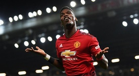 Pogba has stated his desire to leave United this summer. GOAL