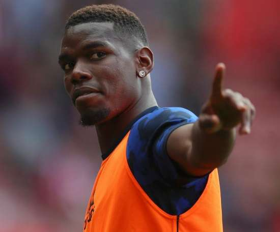 Pogba tells Man Utd youngsters