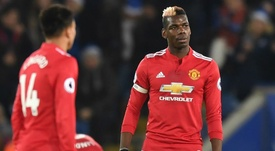 Mourinho reacts strongly to Pogba question. Goal