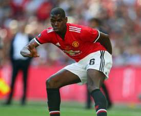 Pogba has identified Abou Diaby as a major influence on his playing style. GOAL