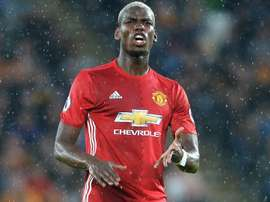 Paul Pogba doesn't like losing a match. Goal