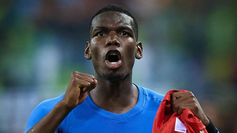 Pogba insists he plays for the love of the game. GOAL