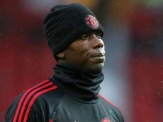 Mourinho told Pobga he must match the mentality of his Manchester United team-mates. GOAL