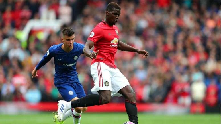 Pogba makes United pledge