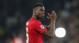 Pogba joined Juventus in 2012 from Manchester United. GOAL