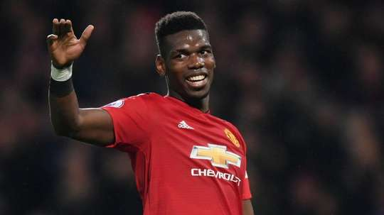 Pogba is confident that United will crack the top four. GOAL