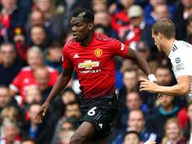 Pogba has a strained relationship with manager Jose Mourinho. GOAL