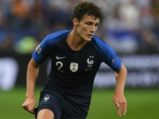 Pavard has enjoyed a rapid rise. GOAL