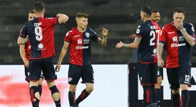 Le formazioni ufficiali di Cagliari-Brescia. Goal