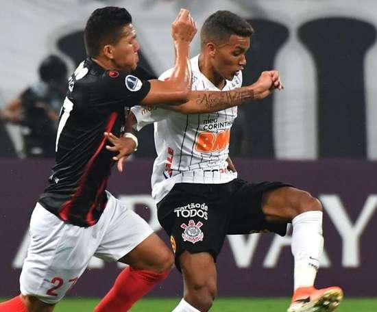 Corinthians 2 x 0 Dep. Lara: Timão mostra superioridade e fica perto de vaga na Copa Sul-Americana