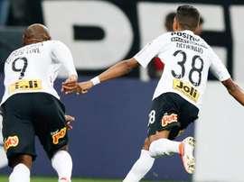 Prováveis escalações de Corinthians e Wanderers. Goal
