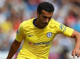 Sarri allays Pedro injury fears. Goal