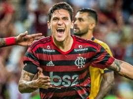 Pedro já fez dois gols no mesmo número de jogos. Goal