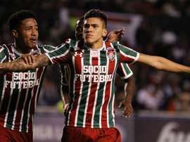 LDU 2x1 Fluminense: Pedro salva o Tricolor no fim e acaba com tabu incômodo