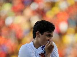 Pedro aposta em gol para fazer as pazes no Flu e diz desconhecer proposta do CSKA. Goal