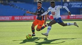Victoire folle pour Montpellier, Lens et Nîmes également vainqueurs. AFP
