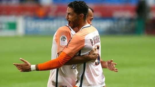 Pedro Mendes rempile à Montpellier. Goal