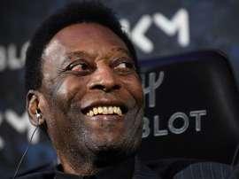 Pelé completa 79 anos nesta quarta-feira. Goal