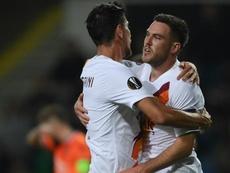 Pellegrini si regala la Juve: Roma ai quarti