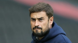 Pep Clotet will remain in charge of Birmingham. GOAL