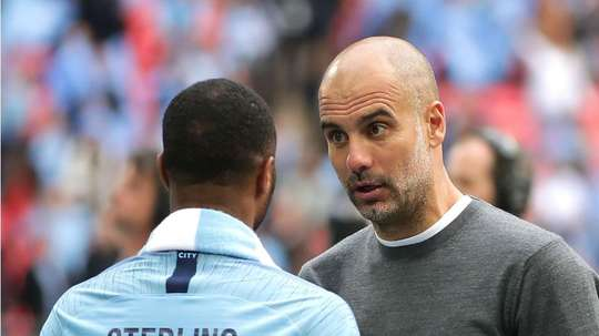 Sterling offers explanation for Pep-talk