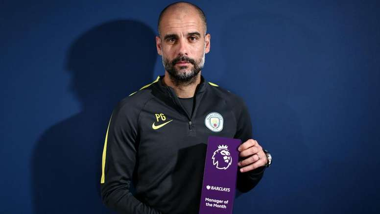 Guardiola breaks another record. Goal