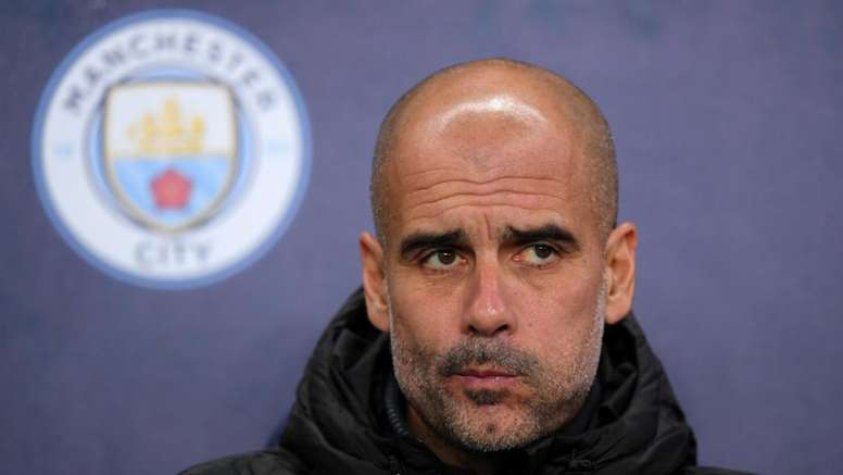 PSG are interested in signing Pep Guardiola from Man City. GOAL