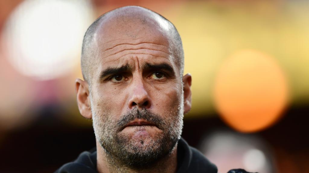 Guardiola:'Man City n'est pas prêt au succès en C1. AFP