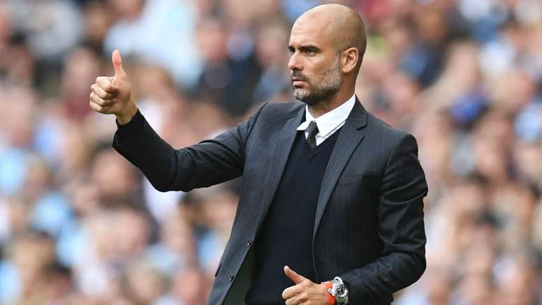 Guess who is Pep's idol? Goal