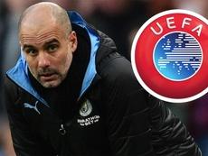 L'UEFA prend note de la décision prise par le TAS. AFP