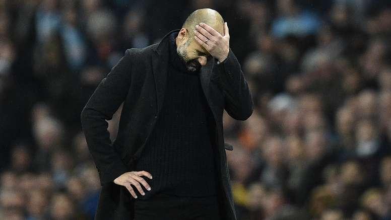 Pep Guardiola's side have struggled of late. Goal