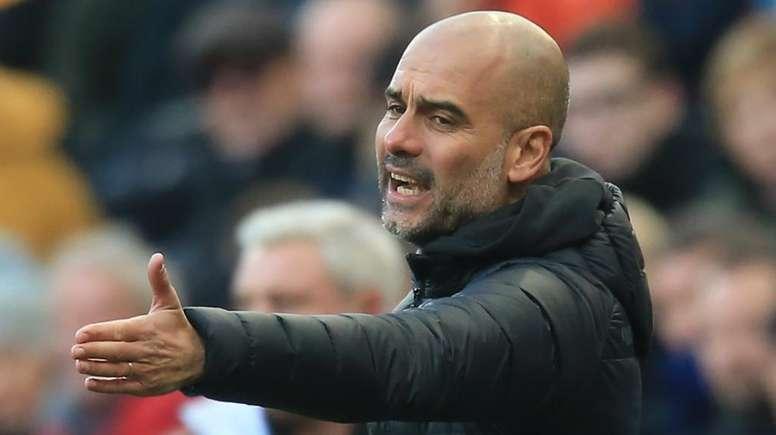 Guardiola se montre positif sur le titre. Goal