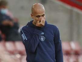 Guardiola défend Manchester City