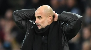 Guardiola suffers worst 16-game points tally. GOAL