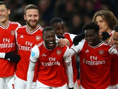 Arsenal se relance contre Newcastle. Goal