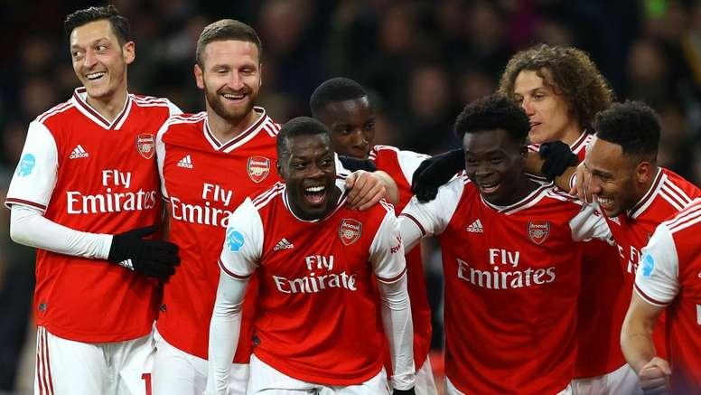 Arsenal se relance contre Newcastle. Goal