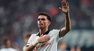 Pepe Besiktas. Goal