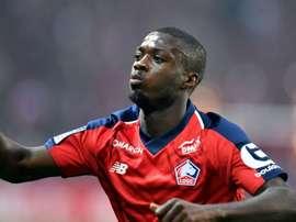 Pepe has enjoyed a breakthrough season at Lille. GOAL