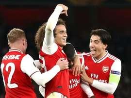 Bellerin hails Arsenal saviour Pepe.