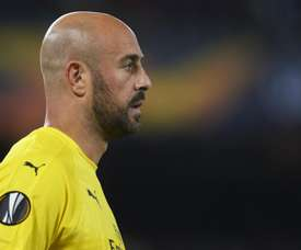 Reina é in prestito all'Aston Villa