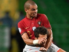 39 year-old Pepe is hoping to win the 2022 World Cup in Qatar with Portugal. GOAL