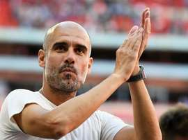Guardiola is keen on another body in the middle of the park. GOAL