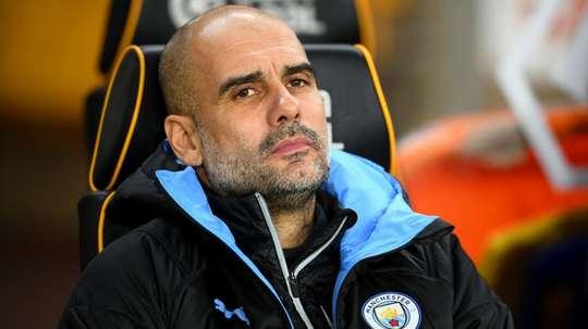 Guardiola warns City to be careful. GOAL