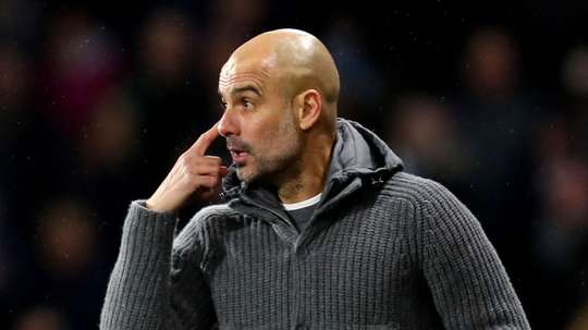 Guardiola still thinks that his side have some way to go to be the best on the continent. GOAL