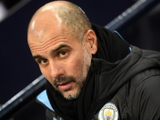 Guardiola is concentrating on how to improve his own team. GOAL