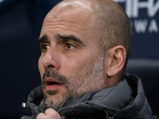 Guardiola's side face a hectic few weeks of fixtures. GOAL