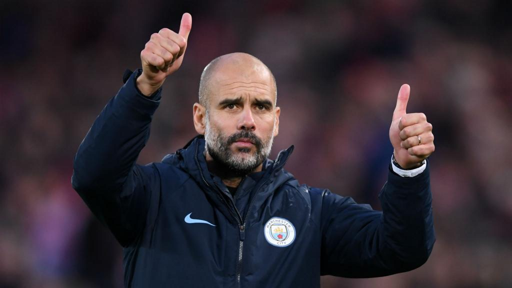 Guardiola: There are five teams in Premier League title race