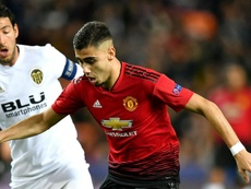 Pereira featured against his former club Valencia on Wednesday night. GOAL