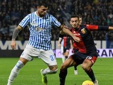 Petrachi osserva Petagna. Goal